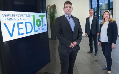 Press Release: VEDLIoT announces project start