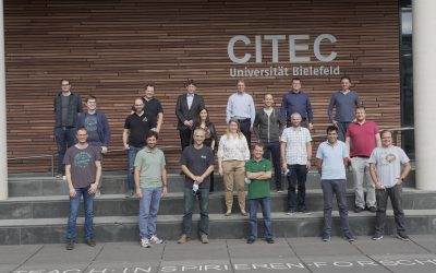 VEDLIoT partners met face to face in Bielefeld for a General Assembly